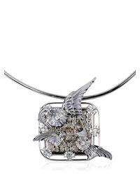 Heaven Tanudiredja | Metallic Squircle Medallion | Lyst
