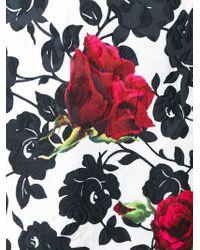 Dolce & Gabbana - White Blouse - Lyst