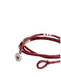 M. Cohen | Purple Bracelet for Men | Lyst