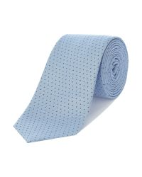 Paul Smith - Blue Patterned Tie for Men - Lyst