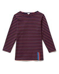 Kule - Blue Classic Stripe T-shirt - Lyst