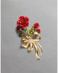 Dolce & Gabbana | Red Hairpin | Lyst
