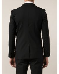Julien David - Black Two Button Blazer for Men - Lyst