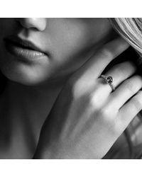 David Yurman - Metallic Color Classics Ring With Gold - Lyst