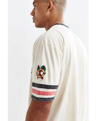 Urban Outfitters - White Chicago Blackhawks Hockey Tee for Men - Lyst