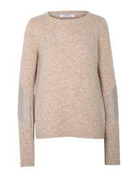 Dorothee Schumacher | Natural Alpaca-blend Sweater | Lyst