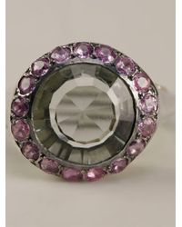 Rosa Maria   Pink 'Bikram' Ring   Lyst