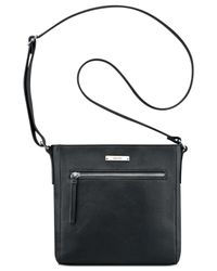 Nine West | Black Macy's Exclusive Devin Crossbody | Lyst