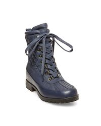 Steve Madden - Blue Chilly - Lyst