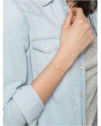BaubleBar - Metallic Ice Ekg Bracelet - Lyst