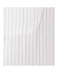 Loro Piana - Blue Rhenia Striped Silk Blouse - Lyst