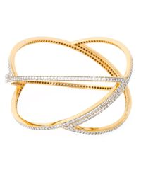 Lara Bohinc | Metallic 'planetaria' Bangle | Lyst