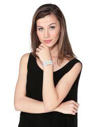 Chanael K - White Bracelet - Lyst