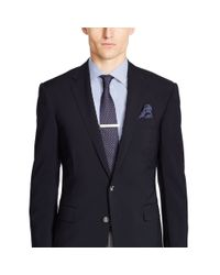 Ralph Lauren Black Label - Blue Anthony Wool Sport Coat for Men - Lyst