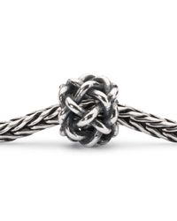 Trollbeads | Metallic Starry Night Charm | Lyst