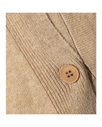 Tomas Maier - Natural Cashmere Poncho - Lyst
