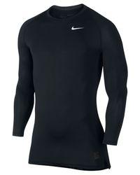 Nike | Black Cool Compression Shirt for Men | Lyst