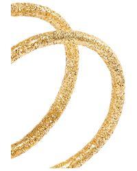 Carolina Bucci - Metallic Set Of Two 18-karat Gold Rings - Lyst