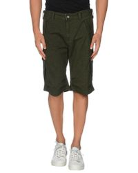 Supremebeing - Green Bermuda for Men - Lyst