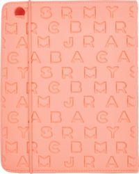 Marc By Marc Jacobs - Orange Dreamy Logo Tablet Book - Lyst