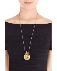 Aurelie Bidermann - Metallic Aurélie Bidermann 18kt Gold Plated Necklace - Lyst