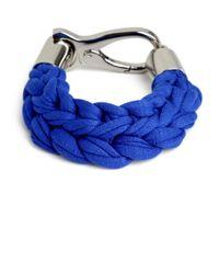 Wool And The Gang | Blue Khaleesi Bracelet | Lyst
