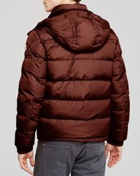 Moncler - Purple Brel Puffer Jacket for Men - Lyst