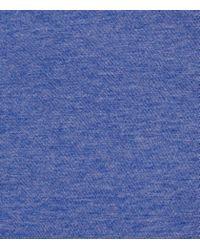 Reiss | Blue Dayton Marl V-neck T-shirt for Men | Lyst