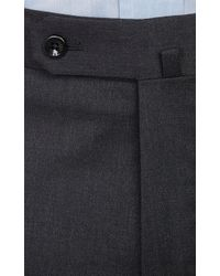 Incotex - Black Sandro Trousers for Men - Lyst