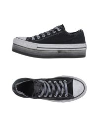 Converse | Black Low-tops & Trainers | Lyst