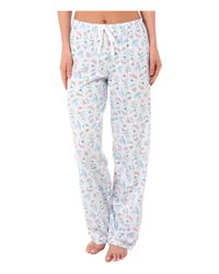 Carole Hochman - Blue Packaged Key Item Pajama - Lyst