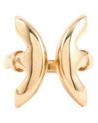 Hoorsenbuhs | Metallic 'revere' Ring | Lyst