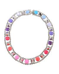 Tom Binns - Metallic Noble Savage Color Necklace - Lyst