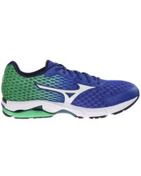 Mizuno | Blue Wave Rider 18 for Men | Lyst
