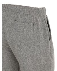Alternative Apparel - Gray Eco-mock Twist Double Shorts for Men - Lyst