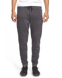 Hurley | Gray 'phantom Session' Fleece Sweatpants for Men | Lyst