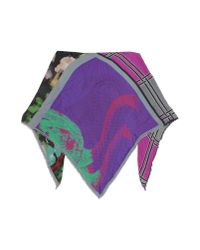 Space Style Concept - Purple Shawl - Lyst