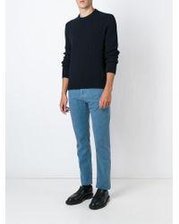 Jacob Cohen - Blue Straight Fit Jeans for Men - Lyst