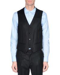 Luigi Bianchi Mantova | Black Suit for Men | Lyst