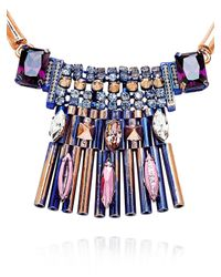 Iosselliani - Multicolor Ink Me Up Necklace - Lyst