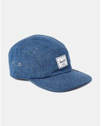 Herschel Supply Co. - Supply Co. Grendale Classic Hat - Blue for Men - Lyst