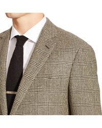Ralph Lauren Black Label | Black Nigel Plaid Wool Sport Coat for Men | Lyst