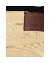 Polo Ralph Lauren - Natural Varick Slim Straight Chino for Men - Lyst