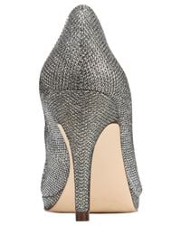 Style & Co. | Metallic Style&co. Nikolet Evening Platform Pumps, Only At Macy's | Lyst