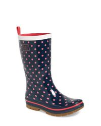 Helly Hansen   White 'midsund' Rain Boot   Lyst
