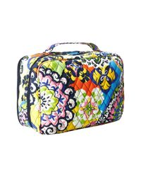 Vera Bradley - Multicolor Large Blush & Brush Makeup Case - Lyst