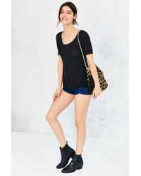 Kimchi Blue - Black Carry Me Away Tee - Lyst