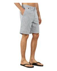 Jack O'neill - Blue Hartman Walkshorts for Men - Lyst