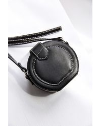 Urban Outfitters | Black Mini Canteen Crossbody Bag | Lyst