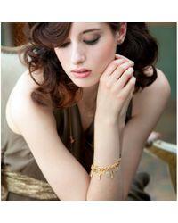 Astley Clarke - Metallic Smoky Quartz Charm Bracelet - Lyst